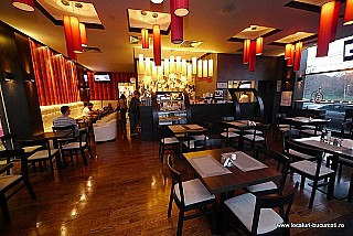 Inside Bistro Cafe